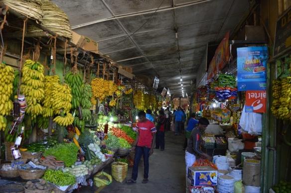 Markt Nuwara Eliya